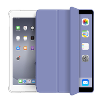 2020 Neues Design Smart Soft Transparent Tablet Hülle für iPad 10.2 2019 2020