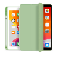 Ultra Slim Pencil Holder Case aus PU-Leder für Apple iPad / Air 3 10.5